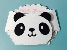 Panda Baby Shower Invitations - panda baby shower invitation