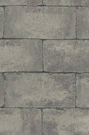 dark grey brick block walpaper brickwallpaper com