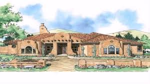 Spanish Homes Plans by Spanish Hacienda Style House Plans Youtube