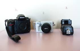 inside the camera bag of photographer beth mancuso
