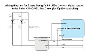 skene lights motorcycle safety lighting r1200rt k1200gt p3