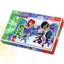 pj masks villains trefl puzzles trefl product catalog