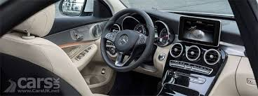 Mercedes Benz C Class 2014 Interior 2014 Mercedes C Class Official And It Looks Like A Proper Baby