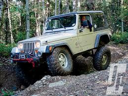 modified jeep wrangler yj wrangler yj