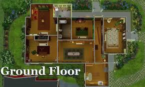 Halliwell Manor Floor Plans by Mod The Sims Villa Strandheim Balestrand Norway