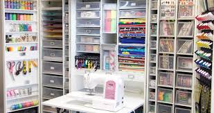neat freaks this craft closet is a creative neat freak s dream come true