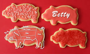 how to make a cookie ornament average betty