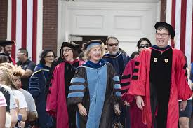 faculty regalia matriculation 2015 images from the day tufts now