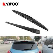 nissan tiida hatchback 2005 kawoo car rear wiper blade blades back window wipers arm for