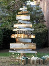 Unique Outdoor Christmas Decorations by Alternative Christmas Tree Ideas Decorating And Design Blog Hgtv