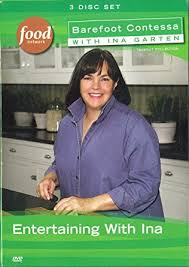 who is the barefoot contessa amazon com barefoot contessa with ina garten entertaining with ina