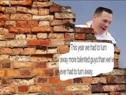 Brick Wall Meme - sec memes of the week 5 star hearts edition