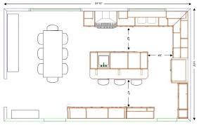 kitchen magnificent kitchen floor plans peninsula kitchen floor