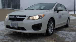 subaru touring interior 2014 subaru impreza 2 0i touring package review youtube