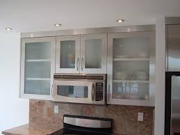 kitchen exciting glass kitchen cabinets glass kitchen cabinet