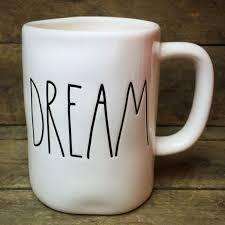 rae dunn magenta merry cup mug christmas theme brand new