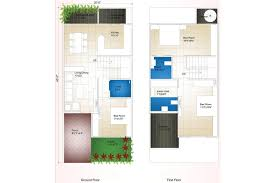 Duggar Floor Plan by House Plan For 20 X 45 Site House Interior