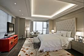 guest room at westin ningbo designed by hba hirsch bedner