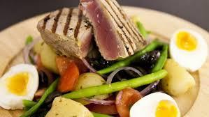 cuisine nicoise tuna nicoise salad