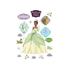 amazon princess frog tiana wall decal u0026 kitchen