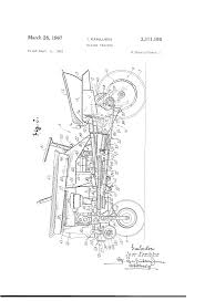 patent us3311186 riding tractor google patents