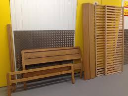 Oak Bedroom Furniture John Lewis Habitat Radius Oak Double Bed Frame Bedroom Furniture Laura
