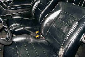 Vehicle Leather Upholstery Reasons To Never Get Leather Seats In Your Car Thrillist
