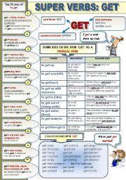 english exercises collocations