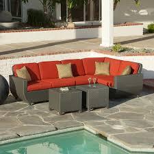 Costco Patio Furniture Sets Bahama 7 Piece Modular Seating Set
