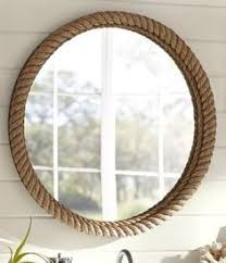 Nautical Bathroom Mirrors by Diy Nautical Decor Roundup Mirror Hanging Cakes And Belt