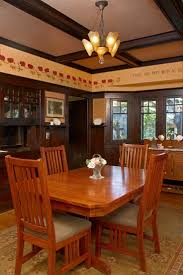 237 best craftsman dining rooms images on pinterest craftsman