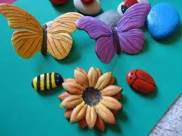 flores de foamy flores y mariposas con fomi termoformado