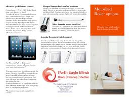 motorised roller options by perth blinds issuu