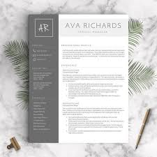 26 best creative resume templates images on pinterest resume