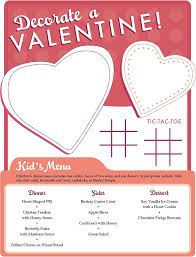 41 valentines menu templates u2013 free psd eps format download