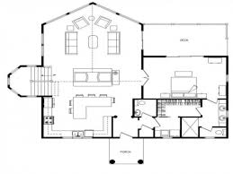 small house plan small contemporary house plan modern cabin plan 1