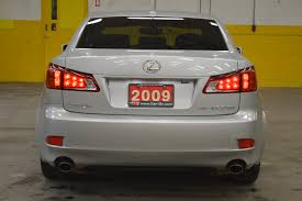 lexus truck 2009 used 2009 lexus is 250 for sale ottawa on