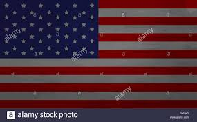 Design Of American Flag Grunge Messy Flag Usa America American Old Dirty National Stock