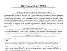 10 best best project manager resume templates u0026 samples images on