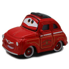 aliexpress buy 1 pcs pixar cars movie red luigi metal
