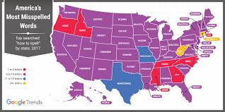All Fifty States Most Googled College Sports Team In All 50 States Hero Sports