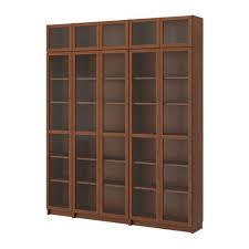 Glass Door Bookshelves by 7 Best Glass Door Bookshelves Images On Pinterest Bookcases