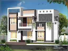 elevation contemporary house homepeek