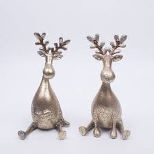 online get cheap christmas reindeer crafts aliexpress com