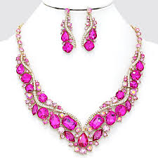 pink jewelry necklace images Sandi pointe virtual library of collections jpg