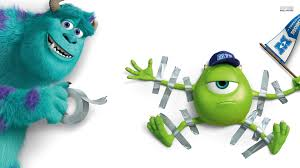 sulley mike wazowski monsters university animation