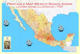 Pdf Maps Product Categories Mexica Maps Adobe Illustrator Pdf Archive