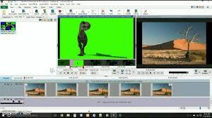 tutorial video editing videopad video editor software green screen tutorial youtube