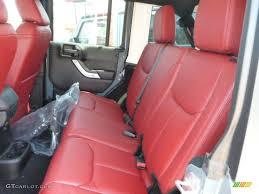 pink jeep interior rubicon 10th anniversary edition red black interior 2013 jeep