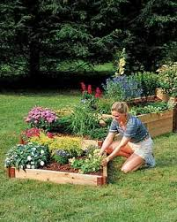 Raised Flower Bed Corners - 47 best pictures of raised garden beds images on pinterest